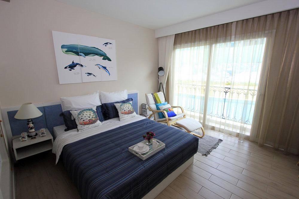 รูปของประกาศขายคอนโดSeven Sea Condo Resort Jomtien(1 ห้องนอน)(1)