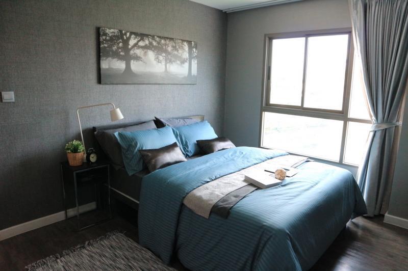 รูปของประกาศขายคอนโดบี แคมปัส ประชาชื่น(1 ห้องนอน)(1)