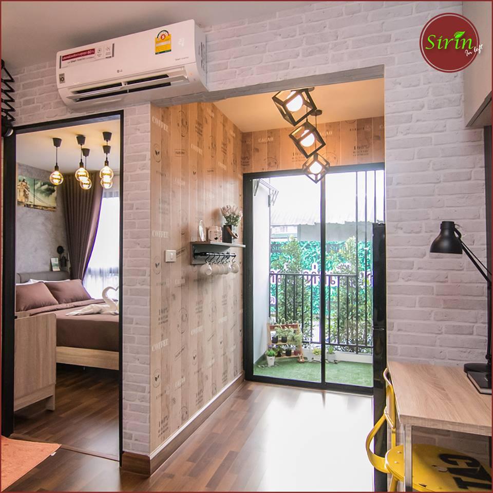รูปของประกาศขายคอนโดsirin in loft(1 ห้องนอน)(3)
