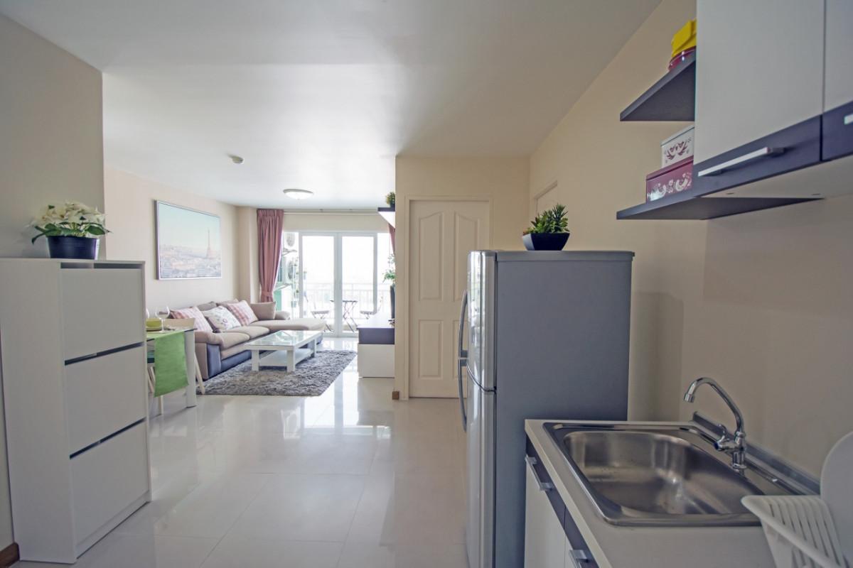 รูปของประกาศเช่าคอนโดคอนโดบ้านรื่นรมย์-บางนา(2 ห้องนอน)(1)