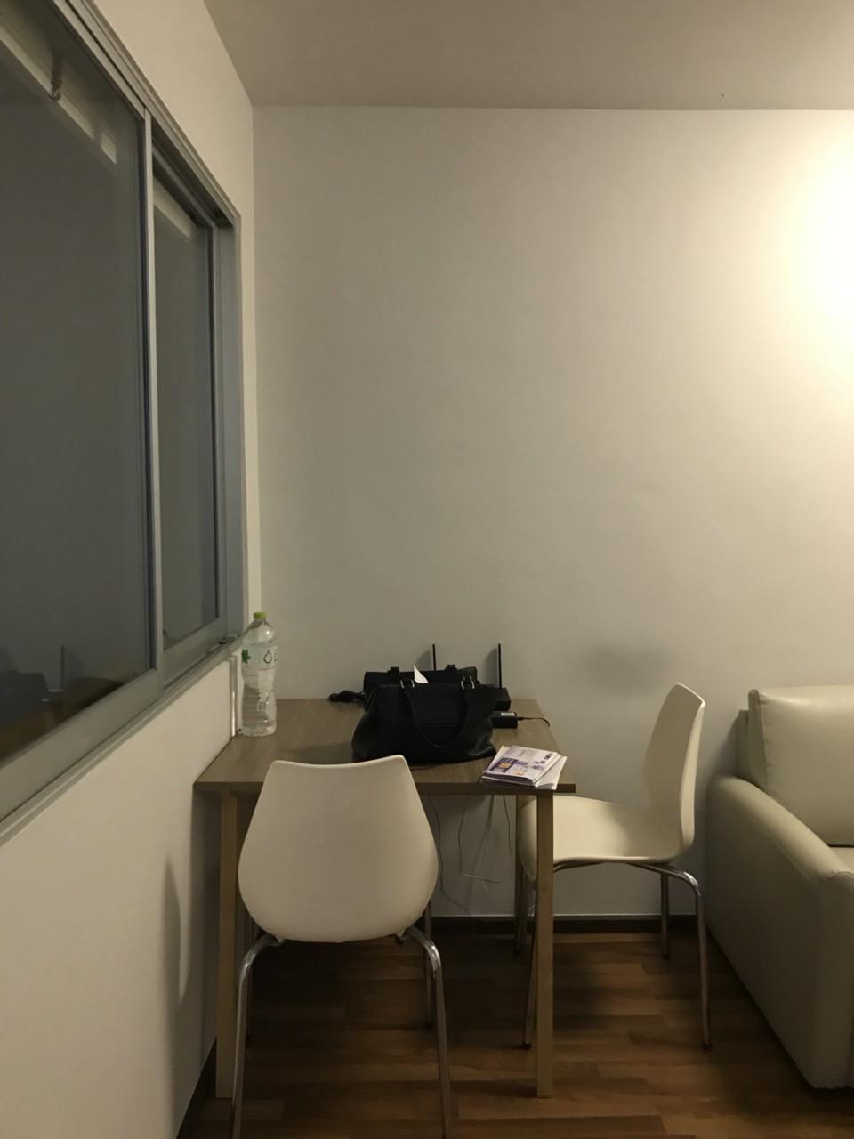 รูปของประกาศขายคอนโดคอนโดยูแอทหัวหมากสเตชั่น(1 ห้องนอน)(3)