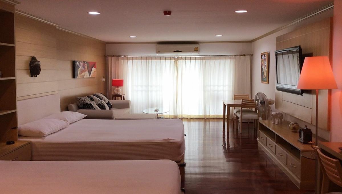 รูปของประกาศขายคอนโดบ้านกลางหัวหินคอนโด(1 ห้องนอน)(1)