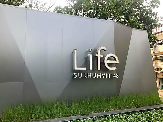 รูปของประกาศเช่าคอนโดLife Sukhumvit 48(1 ห้องนอน)(2)