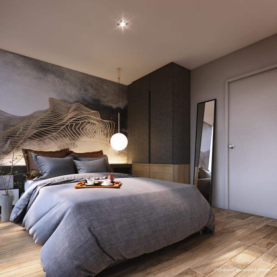 รูปของประกาศขายดาวน์คอนโดเอสเพน คอนโด ลาซาล(1 ห้องนอน)(4)