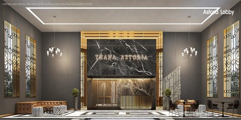 รูปของประกาศขายคอนโดธนา แอสโทเรีย ปิ่นเกล้า (Thana Astoria Pinklao)(1 ห้องนอน)(2)