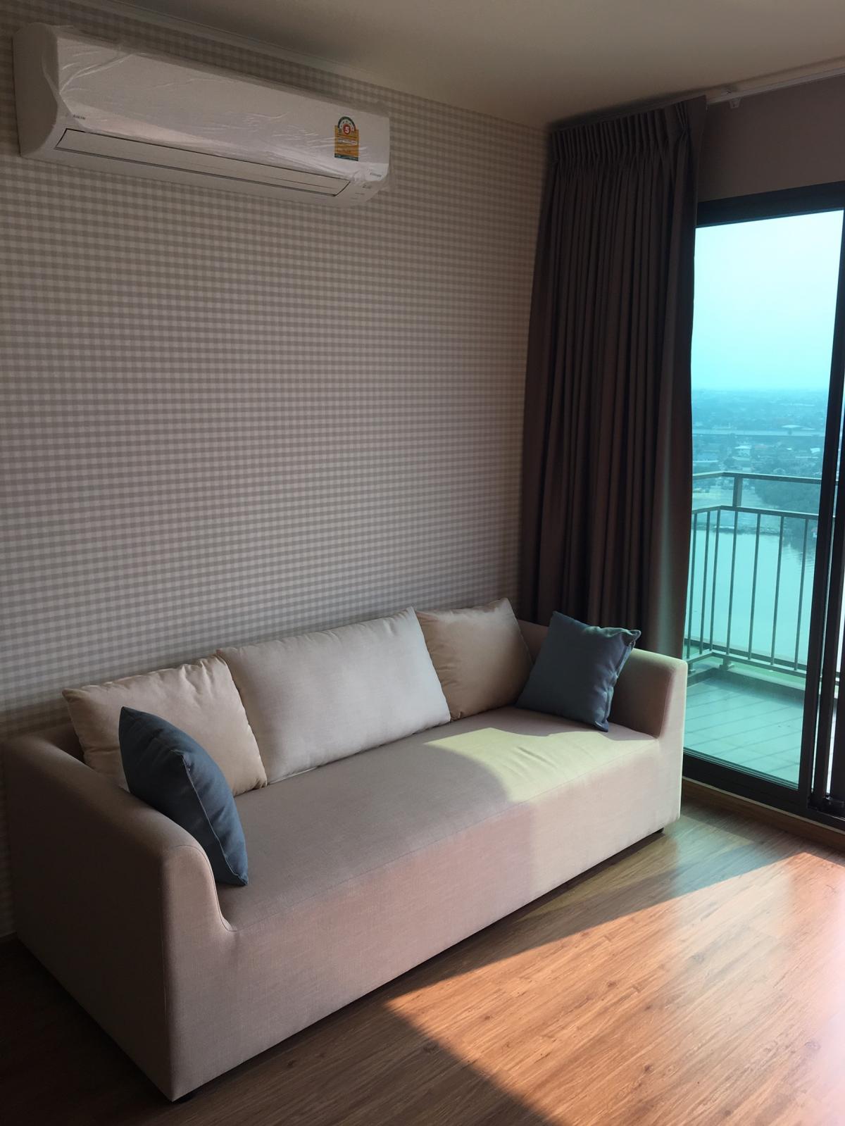 รูปของประกาศเช่าคอนโดU Delight Residence Riverfront Rama 3(2 ห้องนอน)(2)