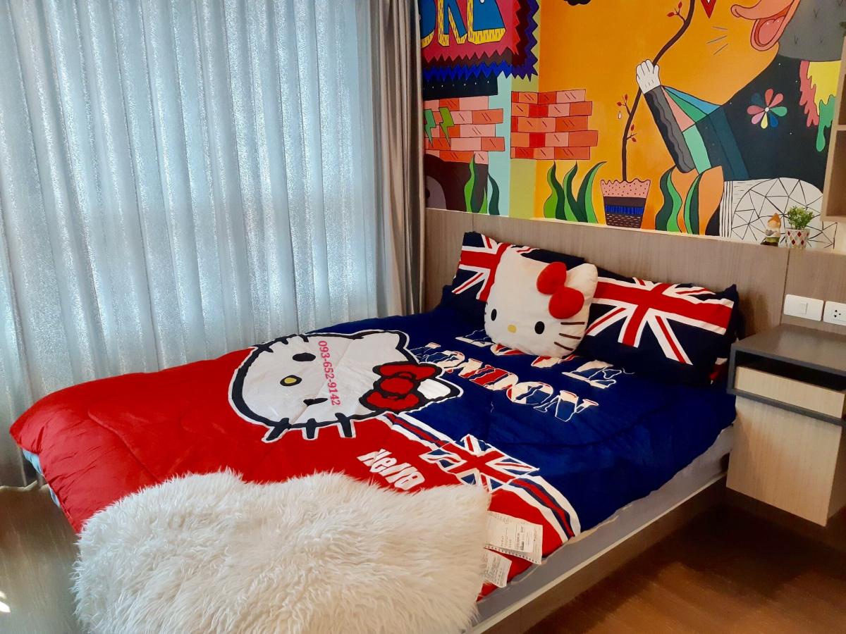 รูปของประกาศเช่าคอนโดยู ดีไลท์ แอท ตลาดพลู สเตชั่น(1 ห้องนอน)(1)