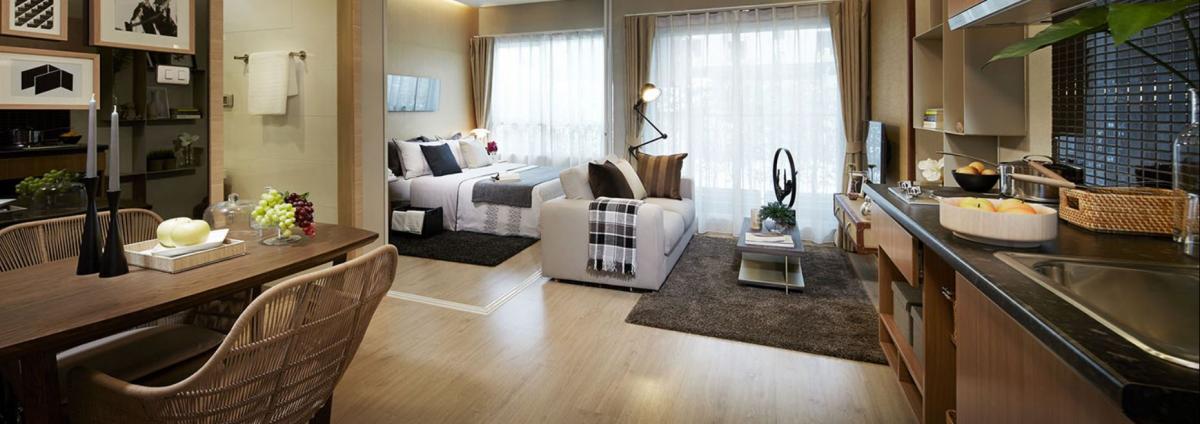 รูปของประกาศเช่าคอนโดThe Tempo Grand วุฒากาศ(1 ห้องนอน)(1)