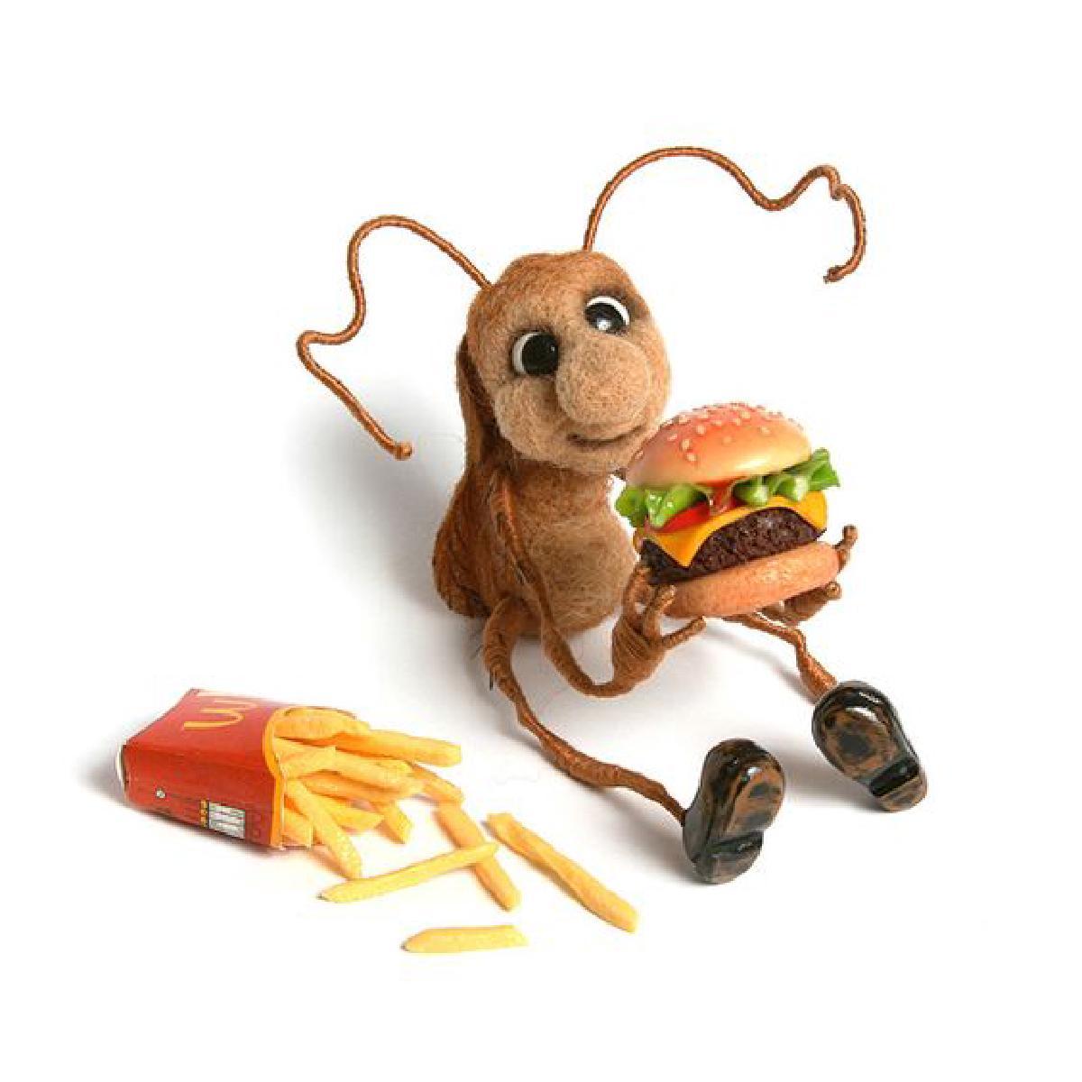 รูปบทความ 'กำจัดแมลงสาบ' แบบง่ายๆ แต่ใช้ได้ผลจริง!