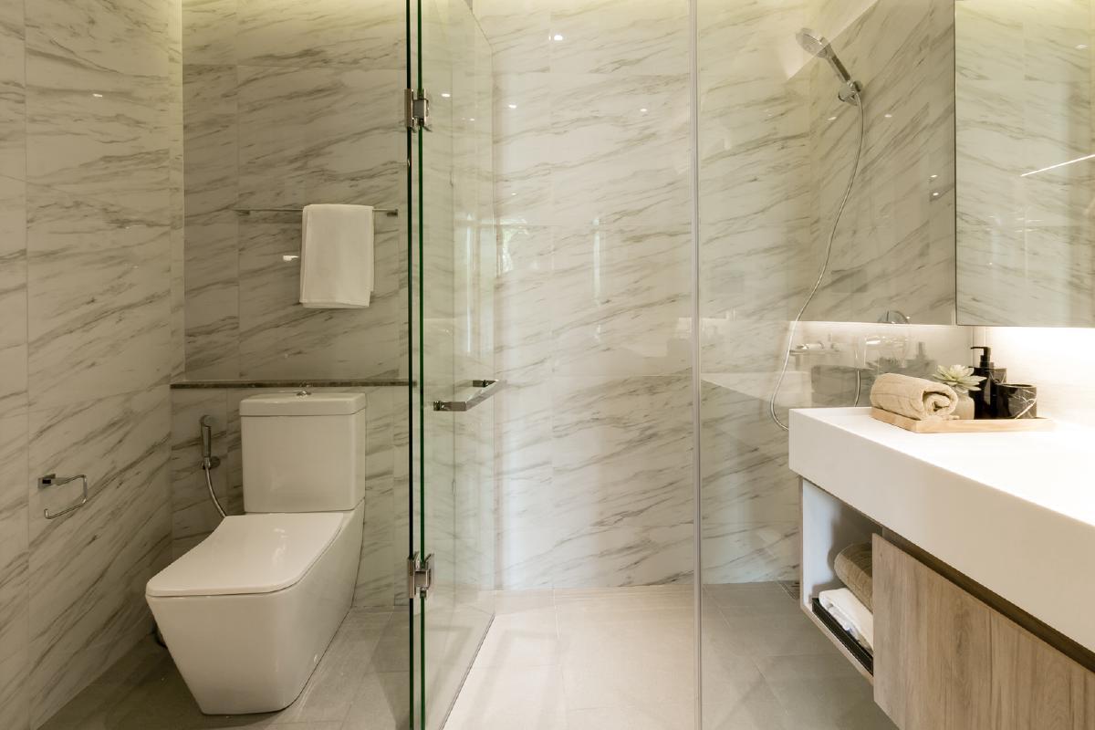 รูปบทความ เลือกคอนโดทำไมควรดูห้องน้ำคอนโดก่อนห้องนอน และห้องรับแขก