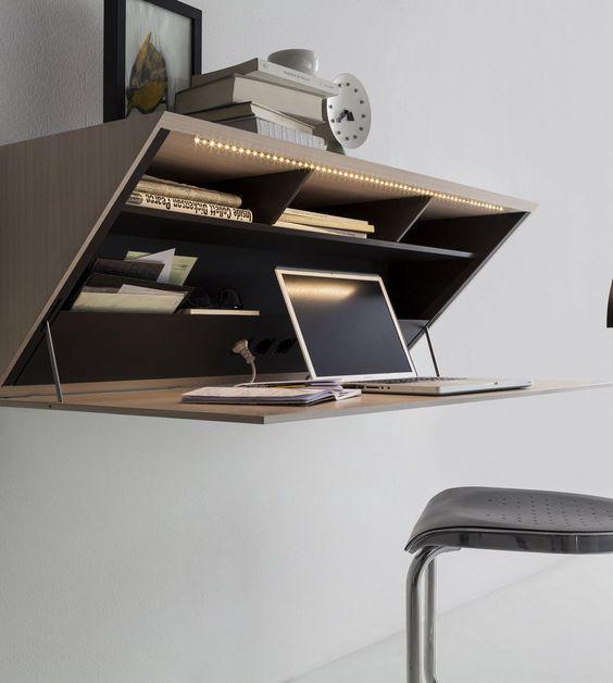 รูปบทความ เลือกโต๊ะทำงานให้เหมาะสำหรับห้องคอนโดขนาดเล็ก