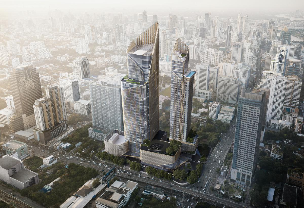 รูปบทความ สิงคโปร์จับมือสิงห์ เอสเตท ลงทุนเปิดคอนโด Luxury กว่า 1.6 พันล้าน