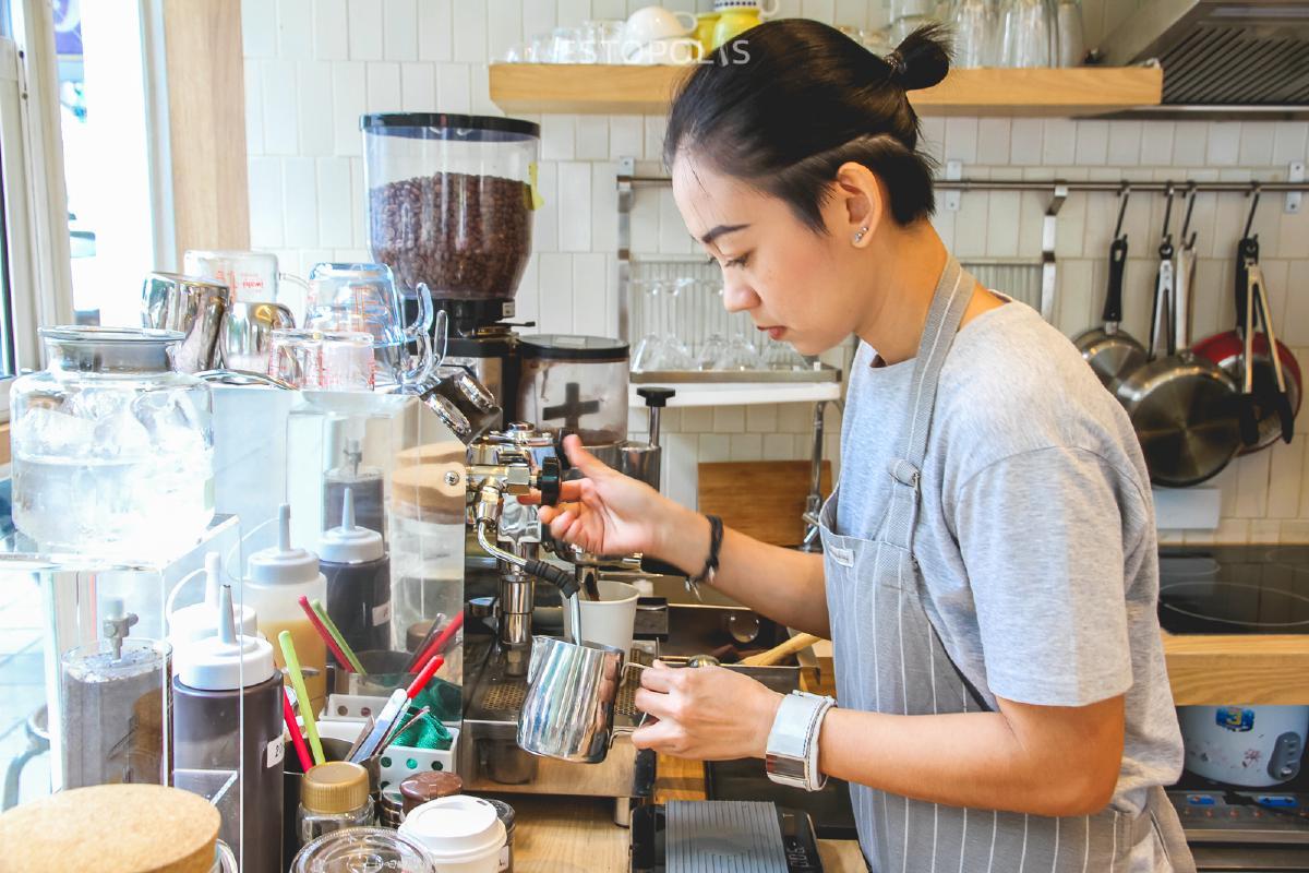 5 ร้านกาแฟ และคาเฟ่ BTS อารีย์