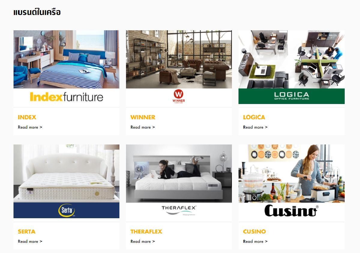 ซื้อเฟอร์นิเจอร์ ยี่ห้อไหนดี ระหว่าง IKEA INDEX SB Design ที่นี่มีคำตอบ