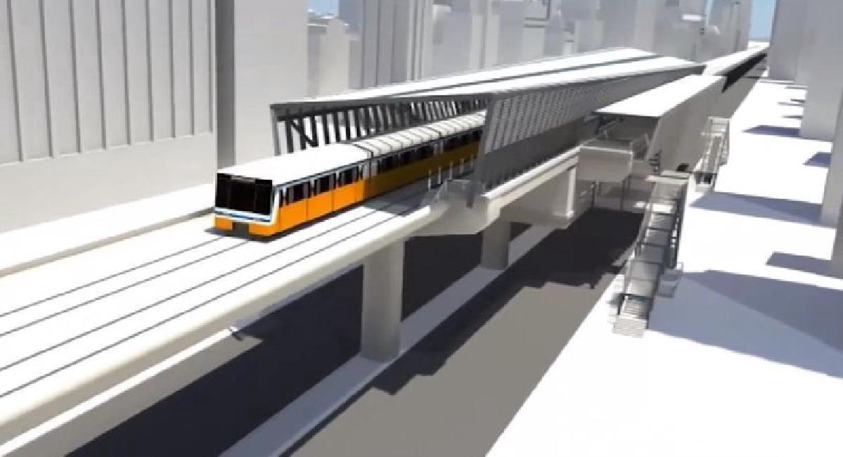 รถไฟฟ้าสายสีส้ม อินเตอร์เชนจ์