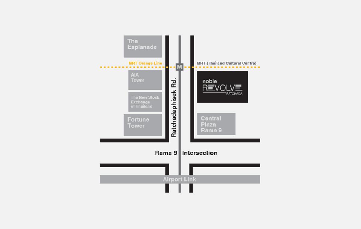 แผนที่ Noble Revovle อินเตอร์เชนจ์