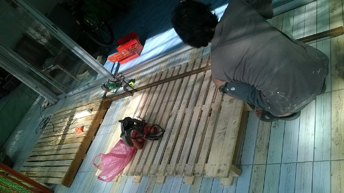 DIY เฟอร์นิเจอร์ไม้พาเลท ไม้พาเลท ไม้พาเลท คือ  ไม้พาเลท DIY