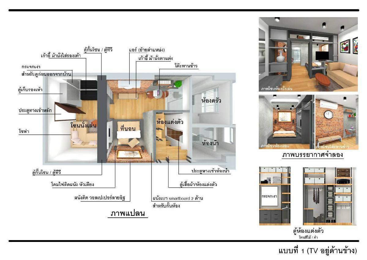 แต่งห้องเล็กๆ แต่งห้องเล็กๆ ให้น่าอยู่ แต่ห้องเล็กๆให้สวยและน่าอยู่