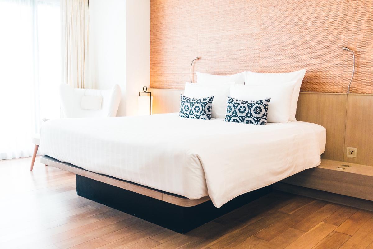 ฮวงจุ้ยห้องนอน ทิศทางเตียง