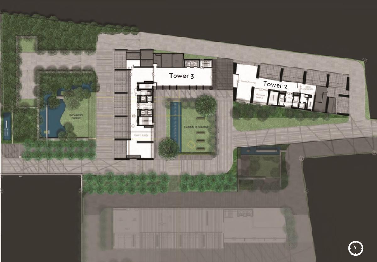 master plan คอนโด Park 24 คอนโดใกล้รถไฟฟ้า คอนโดสุขุมวิท คอนโดหรู สถานีพร้อมพงษ์