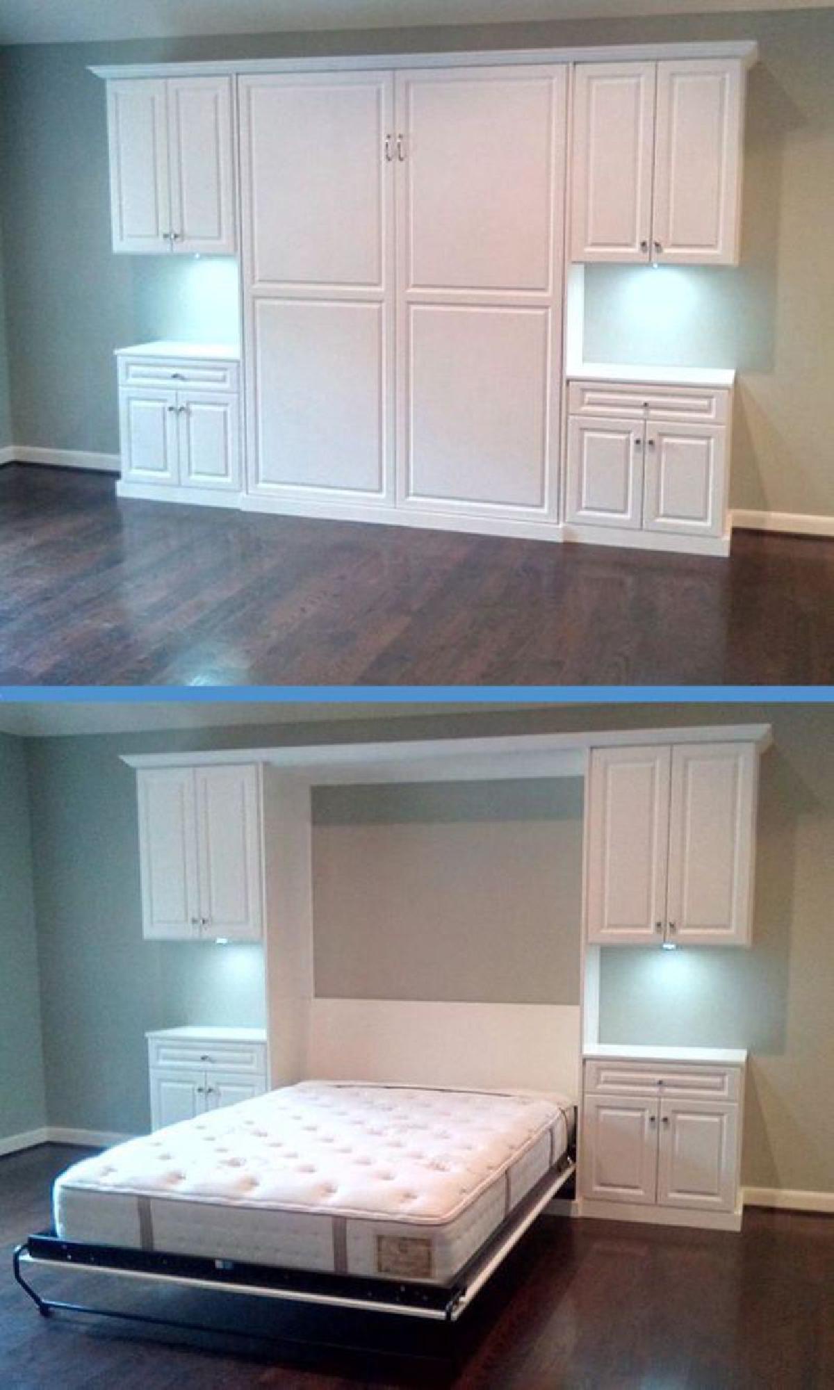 แต่งห้องนอนขนาดเล็ก 3X4 เมตร