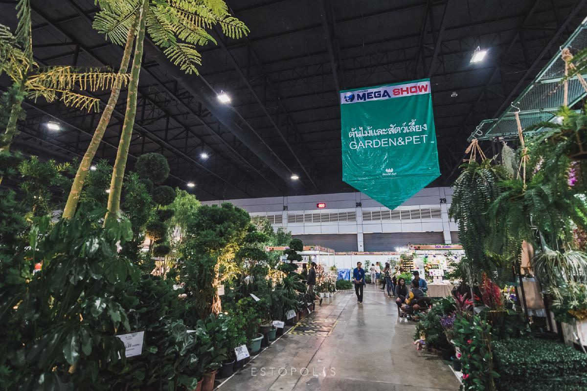 Thailand mega show 2018