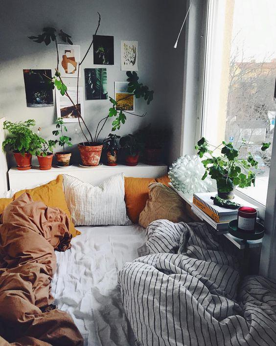แบบห้องนอนเล็กๆ สามารถแต่งห้องนอนสไตล์ cozy ให้ห้องอบอุ่นและมีสไตล์แม้ในพื้นที่จำกัด