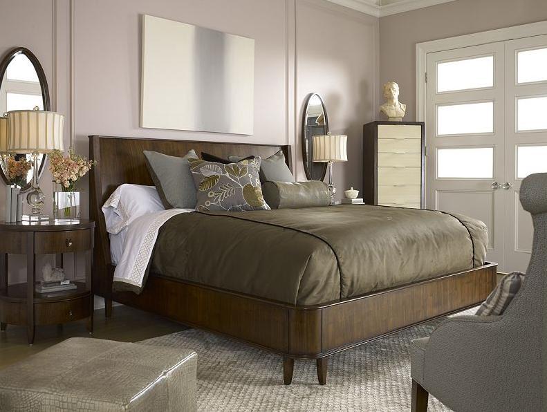 แต่งห้องนอนชายโสด เรียบหรู ดูอบอุ่น ด้วยสไตล์ American Contemporary