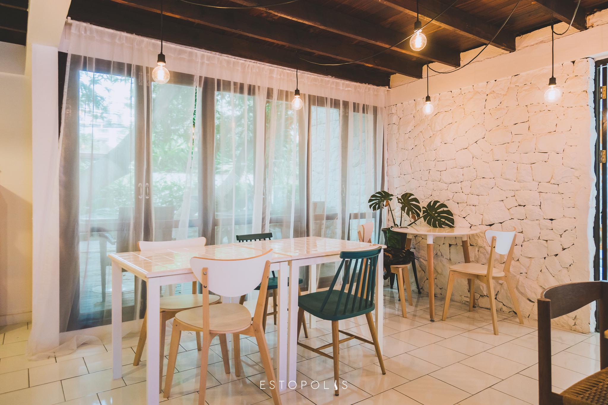 ร้านของหวาน Pastels Motel Cafe