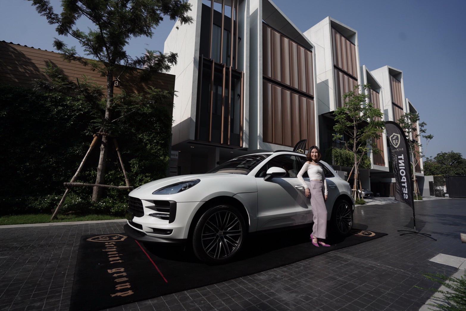 รูปบทความ ดี เวล แกรนด์ แอสเสท จัดงาน The Masterpiece Showcase จองบ้านได้รถ