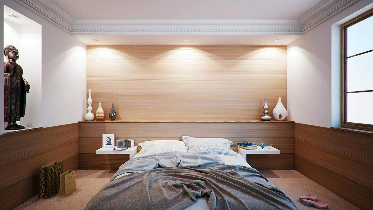 รูปบทความ 5 ไอเดีย 'แต่งห้องนอนราคาประหยัด' ในสไตล์ที่ใช่ ถูกและดีมีอยู่จริง
