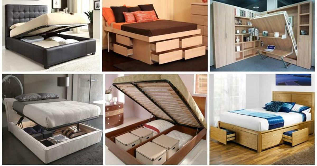รูปบทความ ไอเดียแต่งห้องนอนขนาดเล็กด้วยเตียงนอนอเนกประสงค์