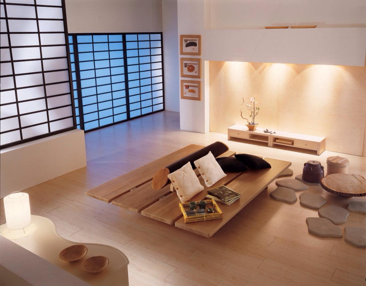 แนะนำวิธีแต่งห้องสไตล์ญี่ปุ่น แบบเซน