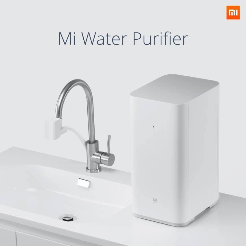 เครื่องกรองน้ำ Xiaomi Mi Water Purifier (Enhanced Version)