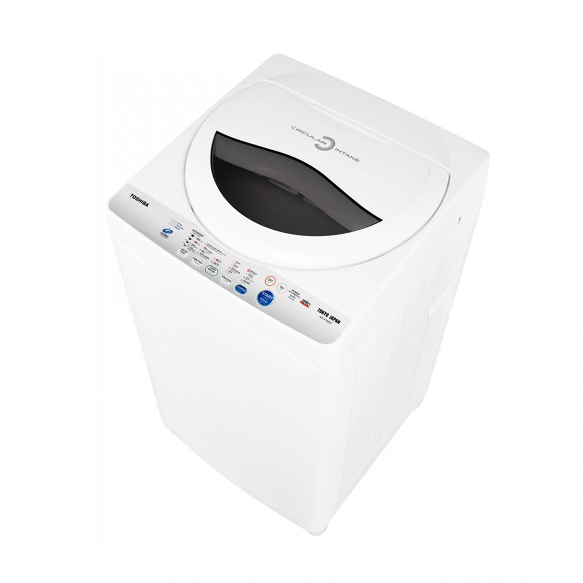 รีวิวเครื่องซักผ้าขนาดเล็กยี่ห้อ Toshiba รุ่น AW-A750ST