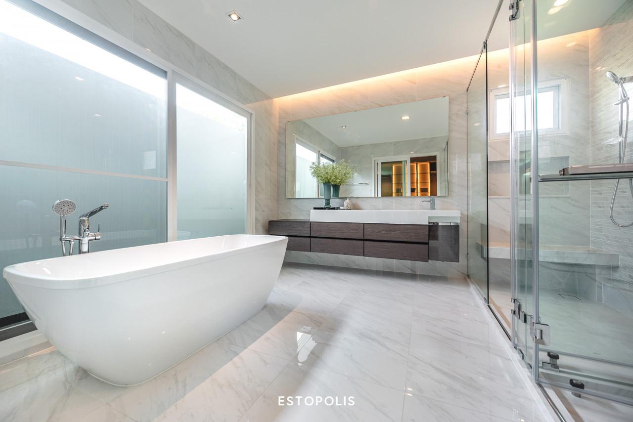 ตำแหน่งฮวงจุ้ยห้องน้ำ - อ่างอาบน้ำ