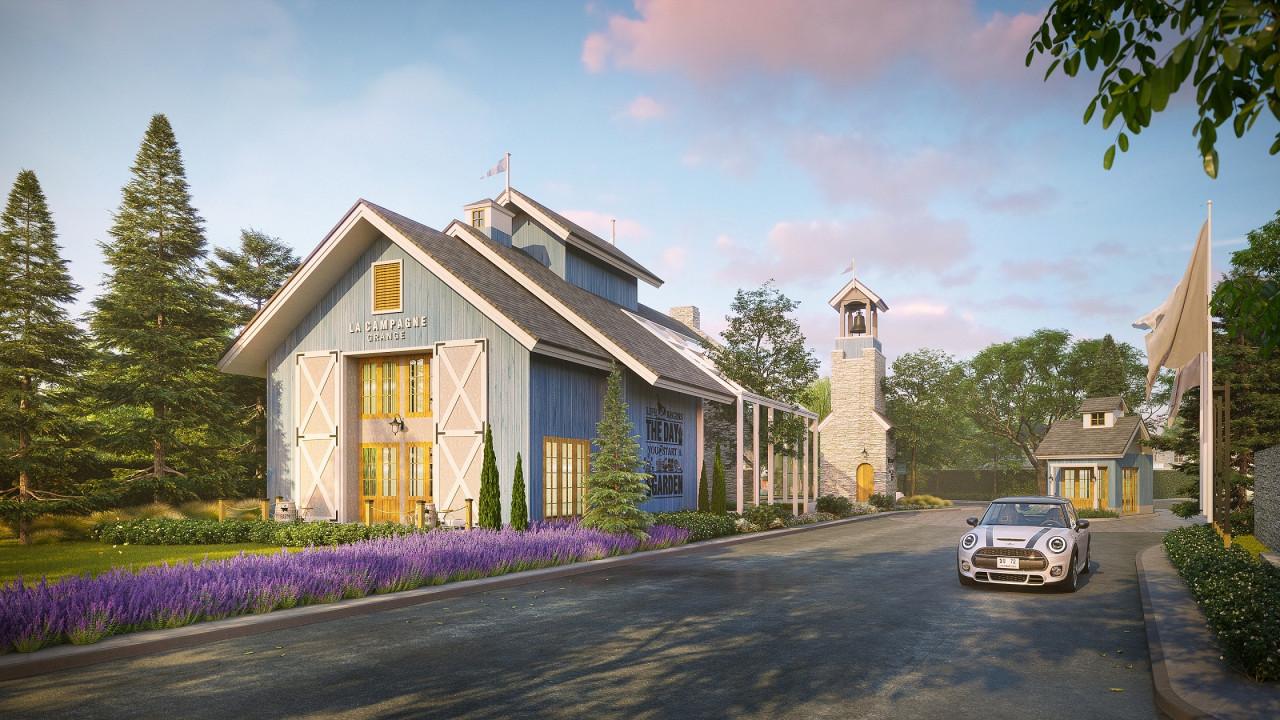 รูปบทความ บ้านโครงการใหม่จากแลนด์ แอนด์ เฮ้าส์ anya บางนา - รามคำแหง 2 Presale 22 สิงหาคมนี้