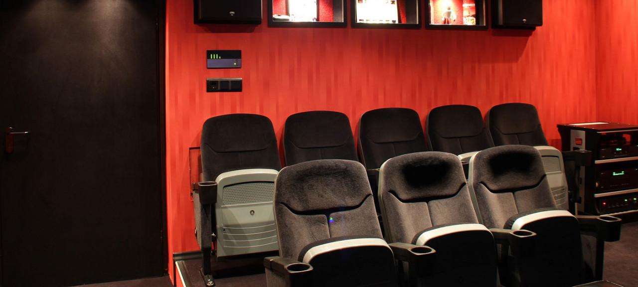 รูป แชร์ไอเดียแต่งห้อง Home Theater 5 แบบ 5 สไตล์