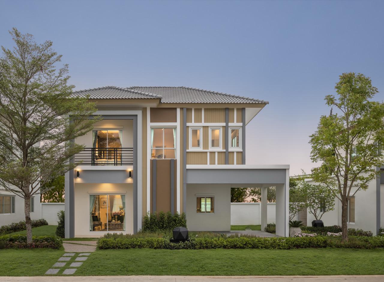"""รูปบทความ ลลิล พร็อพเพอร์ตี้ จัดแคมเปญให้คนไทยมีบ้านง่ายขึ้น """"บ้านแห่งรัก 64"""" 13-14 ก.พ. นี้"""
