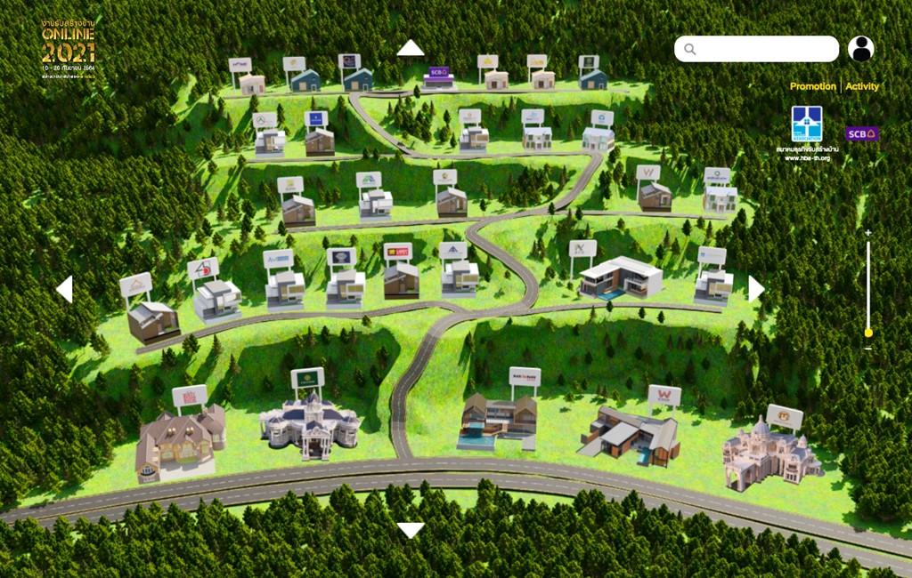 รูปบทความ สมาคมธุรกิจรับสร้างบ้าน เปิดให้ชมงานรับสร้างบ้าน Online 2021 จองปลูกสร้างบ้าน เลือกแบบบ้าน ผ่านออนไลน์ได้  10 - 20 ก.ย. นี้