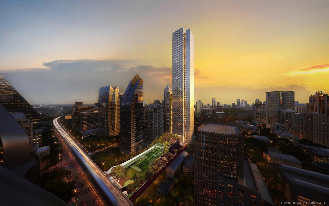 รูปบทความ ONE CITY CENTRE คว้ารางวัล OFFICE DEVELOPMENT OF THE YEAR 2021