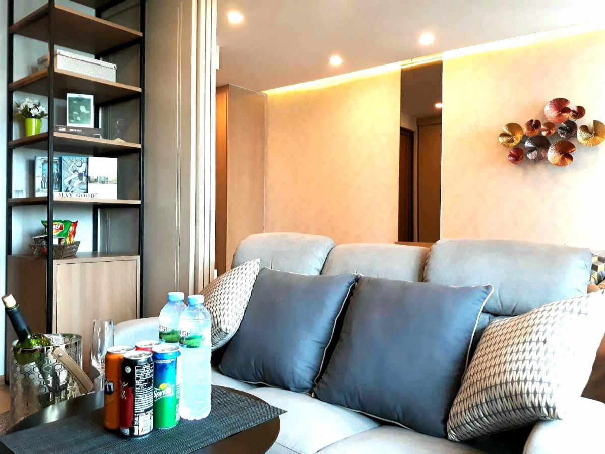 รูปของประกาศขายคอนโดQ ชิดลม-เพชรบุรี(1 ห้องนอน)(2)