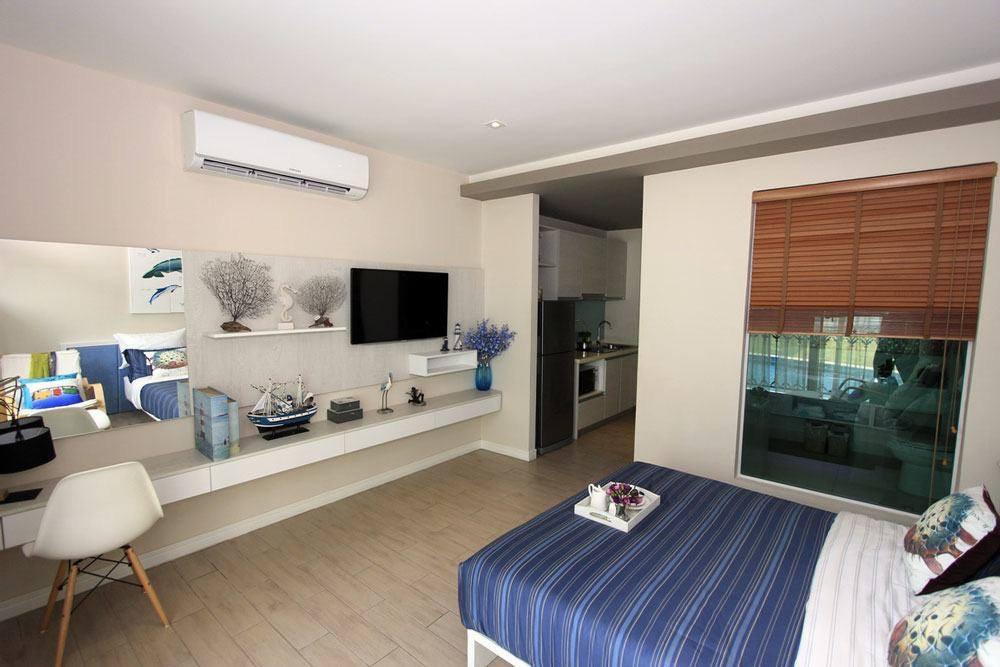 รูปของประกาศขายคอนโดSeven Sea Condo Resort Jomtien(1 ห้องนอน)(2)
