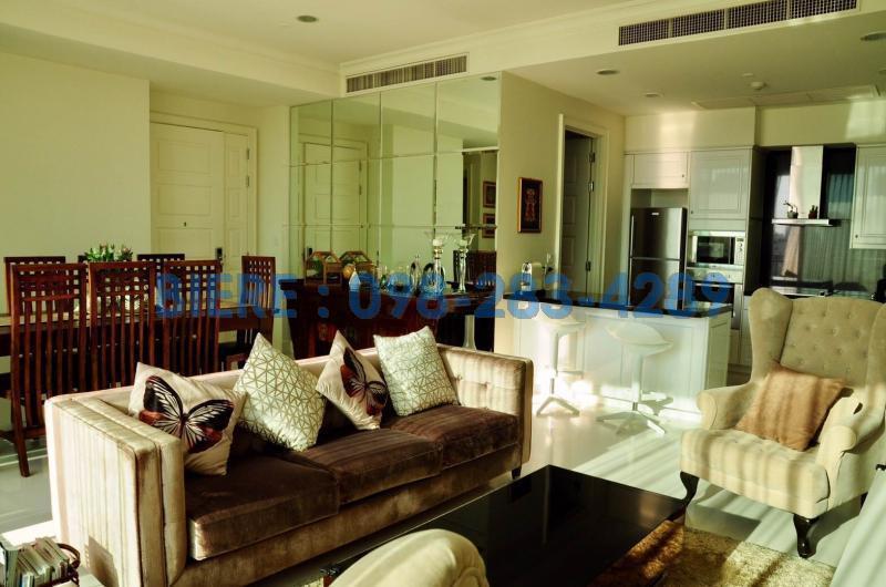 รูปของประกาศเช่าคอนโดRoyce Private Residences(3 ห้องนอน)(2)