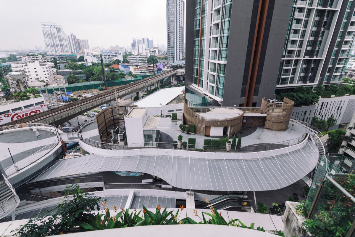รูปของประกาศเช่าคอนโดSKY WALK Condominium(2 ห้องนอน)(3)
