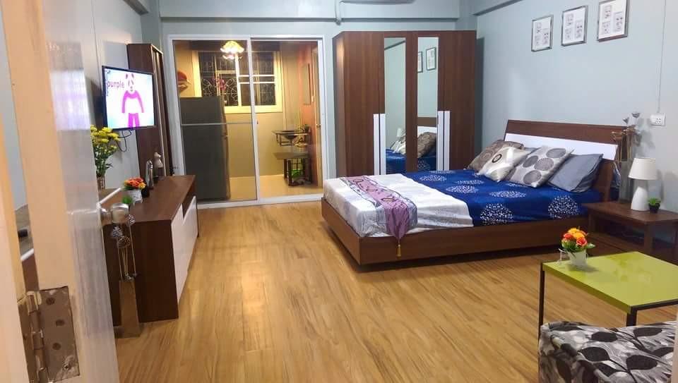 รูปของประกาศเช่าคอนโดให้เช่าสินธานีคอนโด(1 ห้องนอน)(1)