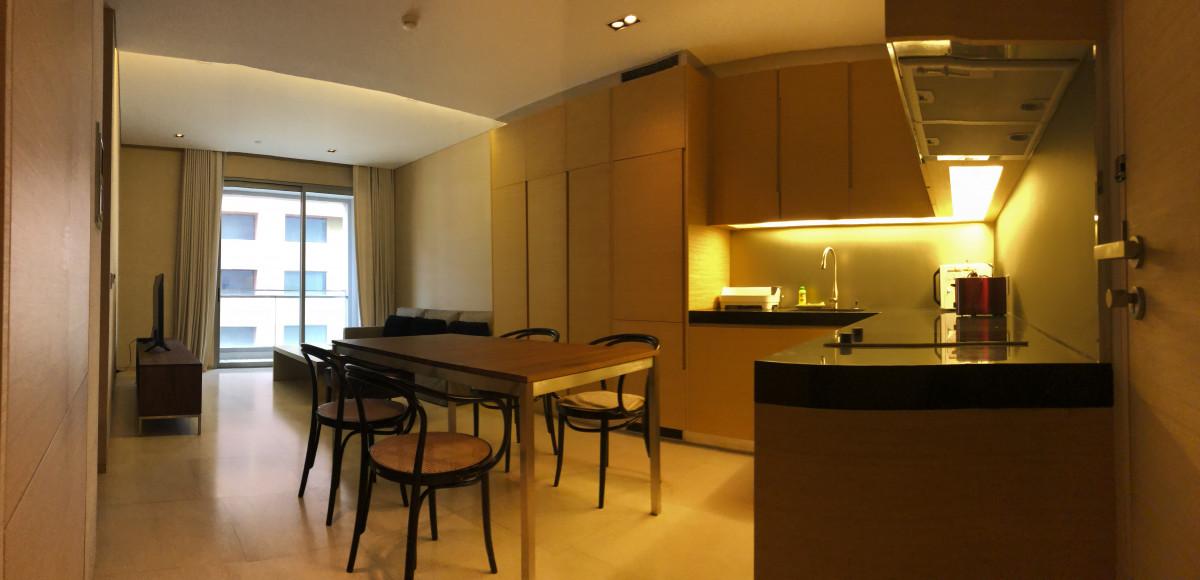 รูปของประกาศเช่าคอนโดศาลาแดง Residences(1 ห้องนอน)(1)