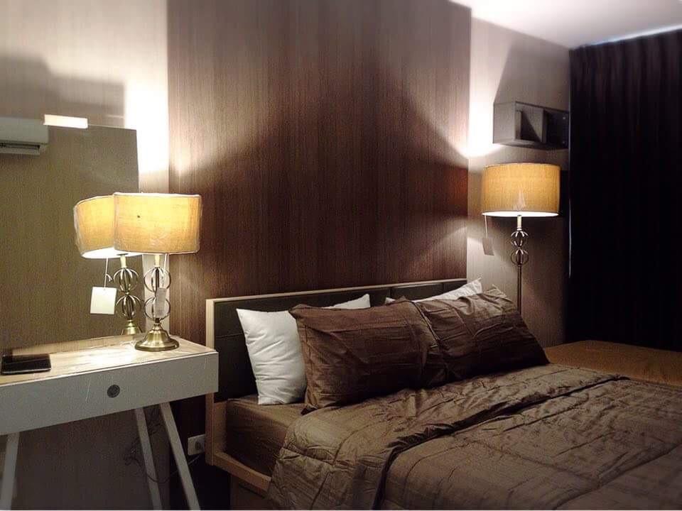 ประกาศCondominium for RENT, 1 Bed 34 Sq.M. in Udomsuk area ONLY 13,000 THB / Month
