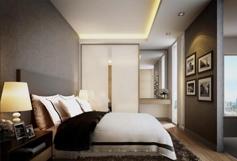 รูปของประกาศขายคอนโดโฟกัส เพลินจิต(1 ห้องนอน)(1)