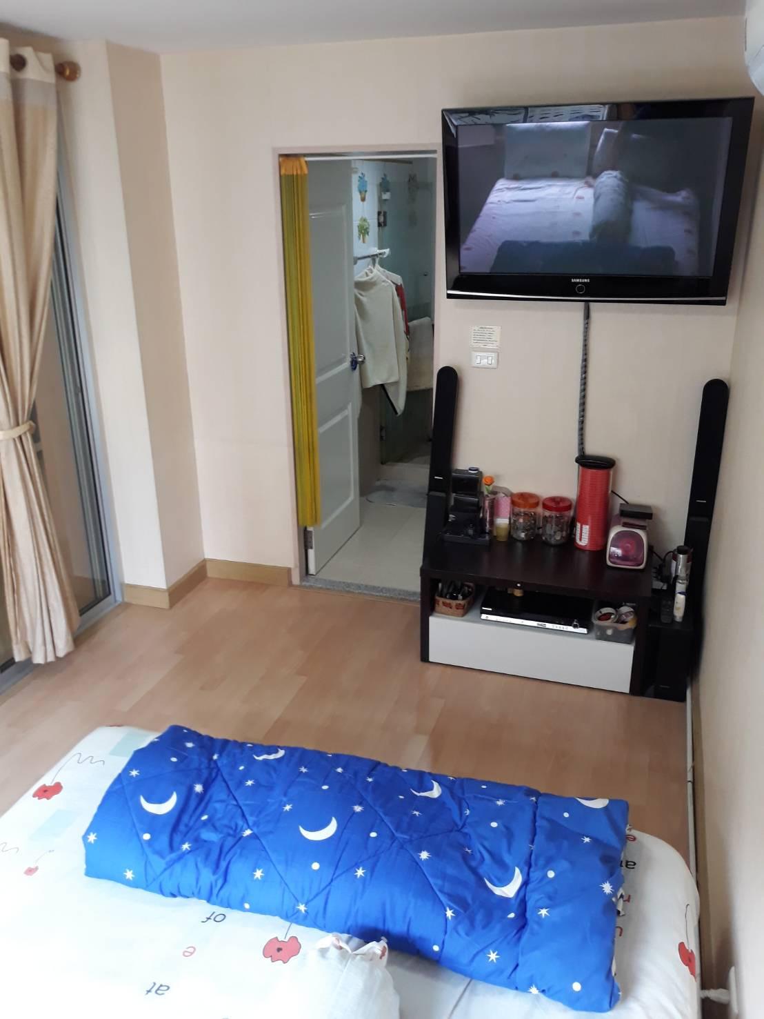 รูปของประกาศขายคอนโดThe Fifth Avenue Condominium(1 ห้องนอน)(2)